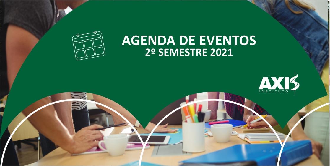 axis agenda eventos 2021