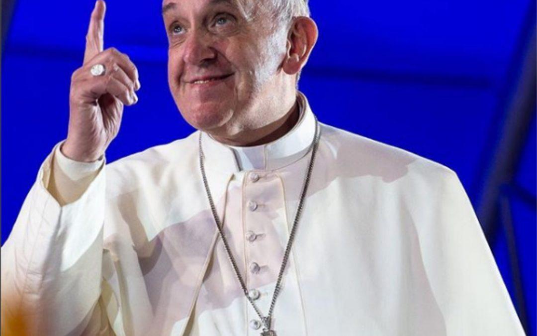 'Alegrai-vos e exultai': a nova exortação apostólica do Papa