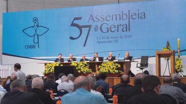 Aparecida: hoje eleição da nova presidência da CNBB